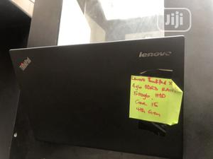 Laptop Lenovo ThinkPad X250 4GB Intel Core I5 HDD 500GB | Laptops & Computers for sale in Abuja (FCT) State, Wuse 2
