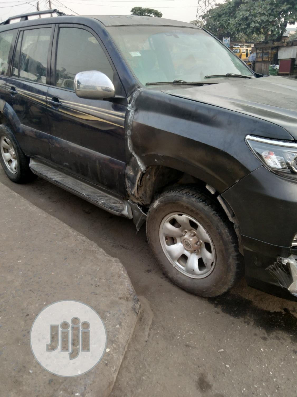 Upgrade Your Toyota Prado 2005 to 2020 Model   Vehicle Parts & Accessories for sale in Mushin, Lagos State, Nigeria