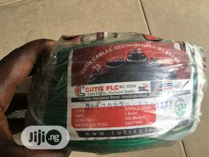 1mm Single Wire Cutix Cables Nigeria | Electrical Equipment for sale in Lagos State, Ojo