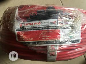 4mm Single Wire Cutix Cable Nigeria | Electrical Equipment for sale in Lagos State, Ojo