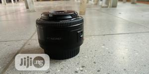 Youngnuo Prime Lens For Canon 50mm   Accessories & Supplies for Electronics for sale in Lagos State, Ilupeju
