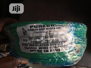1mm Single Wire Purechem Cable Wire Nigeria | Electrical Equipment for sale in Lagos State, Ojo