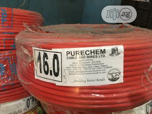 16mm Single Wire Purechem Wire Cables Nigeria | Electrical Equipment for sale in Lagos State, Ojo