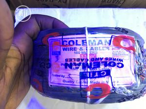 1.5mm Single Wire Coleman Wire Cables Nigeria | Electrical Equipment for sale in Lagos State, Ojo