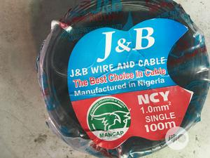 1.Mm Single J B Wire Cables Nigeria | Electrical Equipment for sale in Lagos State, Ojo