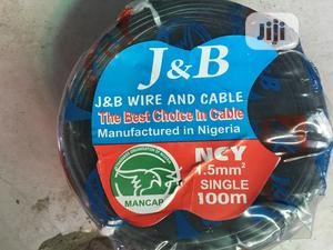 1.5mm Single J B Wire Cables Nigeria | Electrical Equipment for sale in Lagos State, Ojo