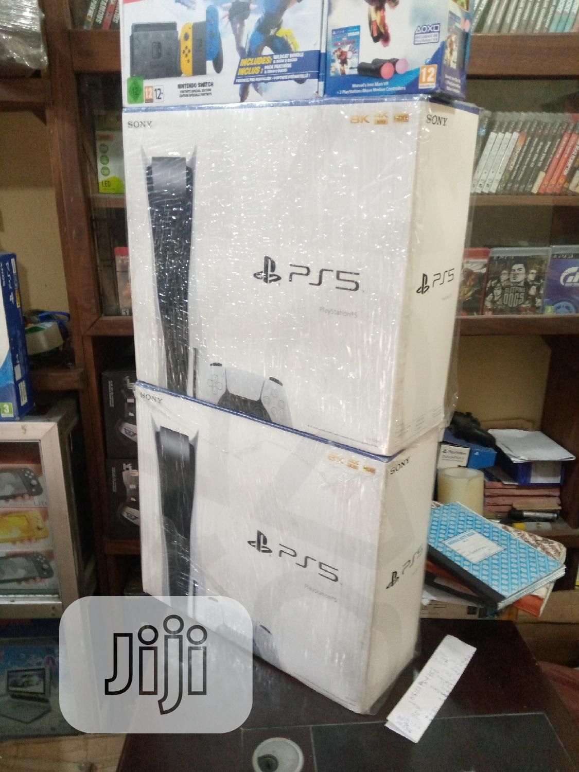 Archive: Playstation Ps5