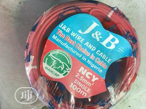 2.5mm Single J B Wire Cables Nigeria | Electrical Equipment for sale in Lagos State, Ojo