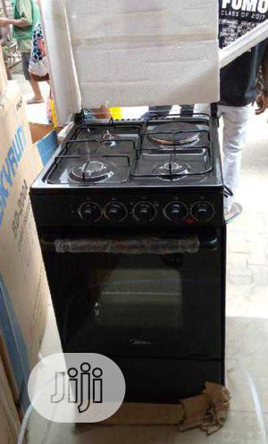 New Midea (3+1) Gas Electric Oven Automatic Ignition 2yrs | Kitchen Appliances for sale in Lagos State, Ojo