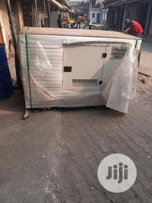 10KVA Perkins Sound Proof Diesel Generator | Electrical Equipment for sale in Lagos State, Amuwo-Odofin