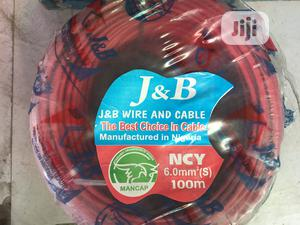 6mm Single J B Wire Cables | Electrical Equipment for sale in Lagos State, Ojo