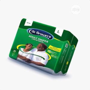 Dr Brown Adult Diapers | Bath & Body for sale in Lagos State, Surulere