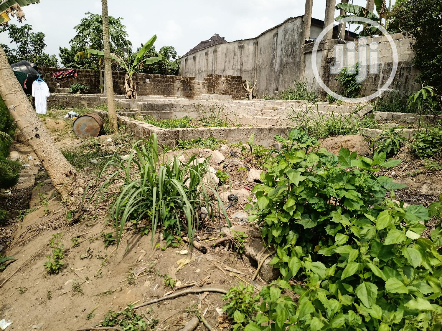 5 Flats Uncompleted Building for Sale   Land & Plots For Sale for sale in Eket, Akwa Ibom State, Nigeria
