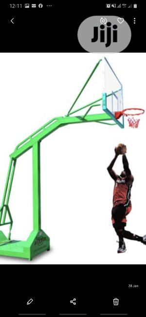 Olympic Basketball Post   Sports Equipment for sale in Lagos State, Victoria Island