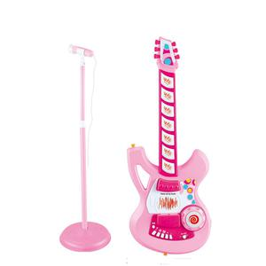 Kids Guitar With Microphone Set and Stand   Toys for sale in Lagos State, Ikeja