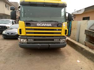 Scania Cover Body 10tons Truck   Trucks & Trailers for sale in Lagos State, Ojodu