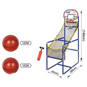 Toddler Basketball Hoop Sports Game Toy Set Kids Gift | Toys for sale in Lagos State, Ikeja