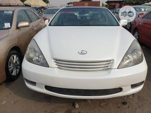 Lexus ES 2002 300 White | Cars for sale in Lagos State, Apapa