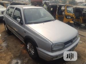 Volkswagen Golf 1999 2.0 Automatic Silver   Cars for sale in Lagos State, Surulere