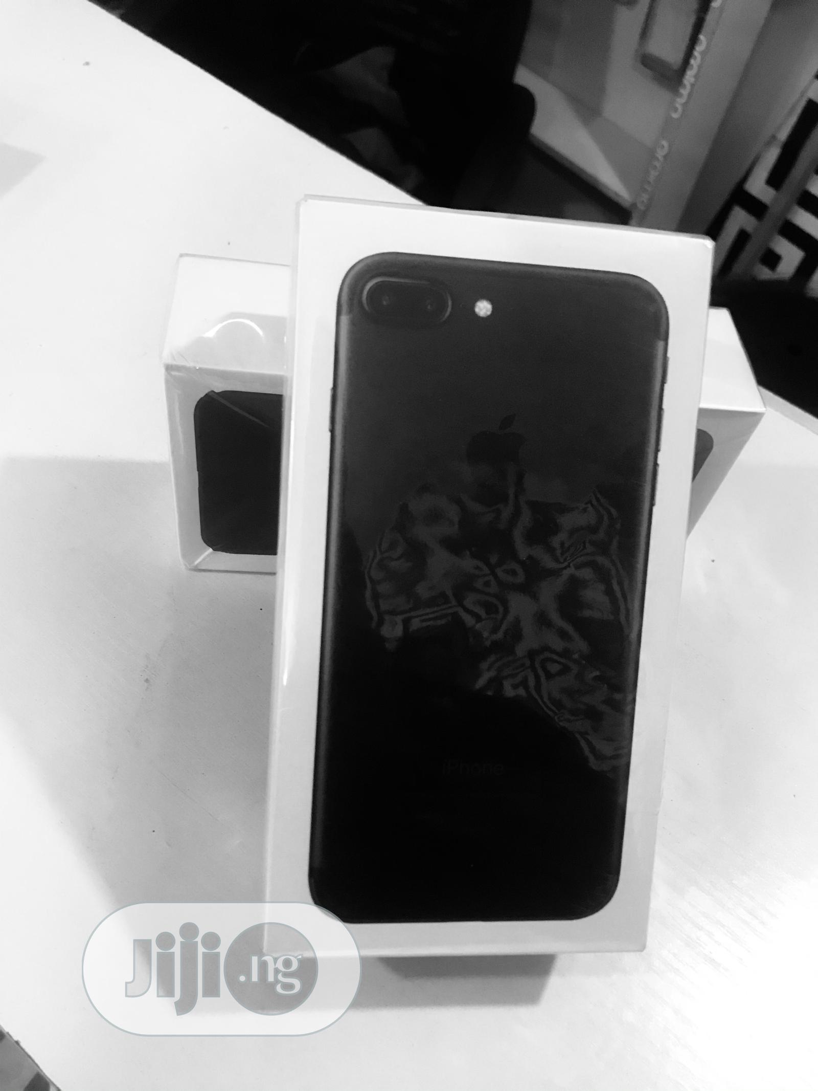 New Apple iPhone 7 Plus 32 GB Black   Mobile Phones for sale in Benin City, Edo State, Nigeria
