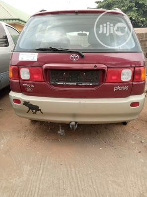 Toyota Picnic 2003 Red | Cars for sale in Lagos State, Alimosho