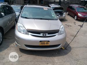 Toyota Sienna 2008 XLE Limited Silver | Cars for sale in Lagos State, Apapa