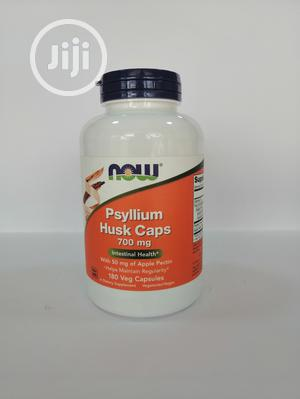Now Psyllium Husk Capsules for Constipation | Vitamins & Supplements for sale in Lagos State, Ikeja