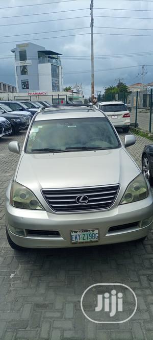 Lexus GX 2004 Silver | Cars for sale in Lagos State, Lekki