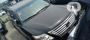 Lexus LX 2008 570 Black | Cars for sale in Lagos State, Lekki