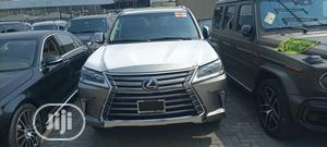 Lexus LX 2017 570 Base Beige | Cars for sale in Lagos State, Lekki