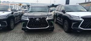 Lexus LX 2016 570 Base Black | Cars for sale in Lagos State, Lekki