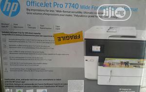 Hp Printer 7740   Printers & Scanners for sale in Lagos State, Ikeja