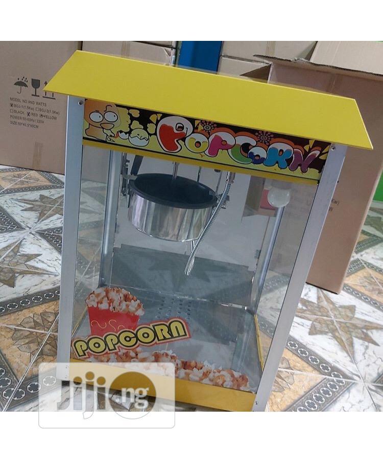 Popcorn Machine High Quality
