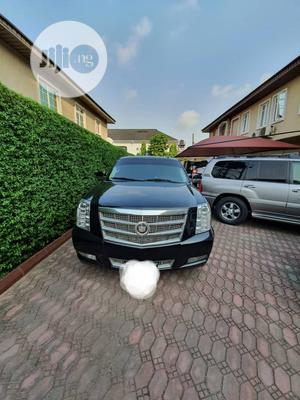 Cadillac Escalade 2011 Black | Cars for sale in Lagos State, Surulere