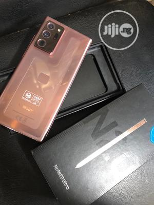 Samsung Galaxy Note 20 Ultra 5G 256GB Gold | Mobile Phones for sale in Abuja (FCT) State, Wuse