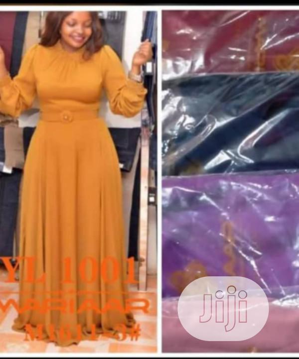 New Trendy Female Quality Long Gown   Clothing for sale in Ikeja, Lagos State, Nigeria