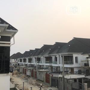 Lovely Built 4 Bedroom Semi-Detached Duplex With Bq   Houses & Apartments For Sale for sale in Lekki, Chevron
