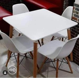 Set of Restaurant Table and Chair   Furniture for sale in Lagos State, Ikeja