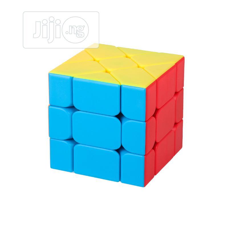 Archive: Fishers Cube (Rubik's)