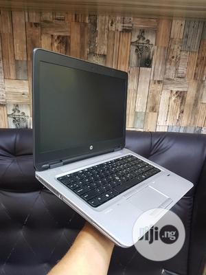 Laptop HP ProBook 640 G2 4GB Intel Core I5 HDD 500GB | Laptops & Computers for sale in Lagos State, Ikeja