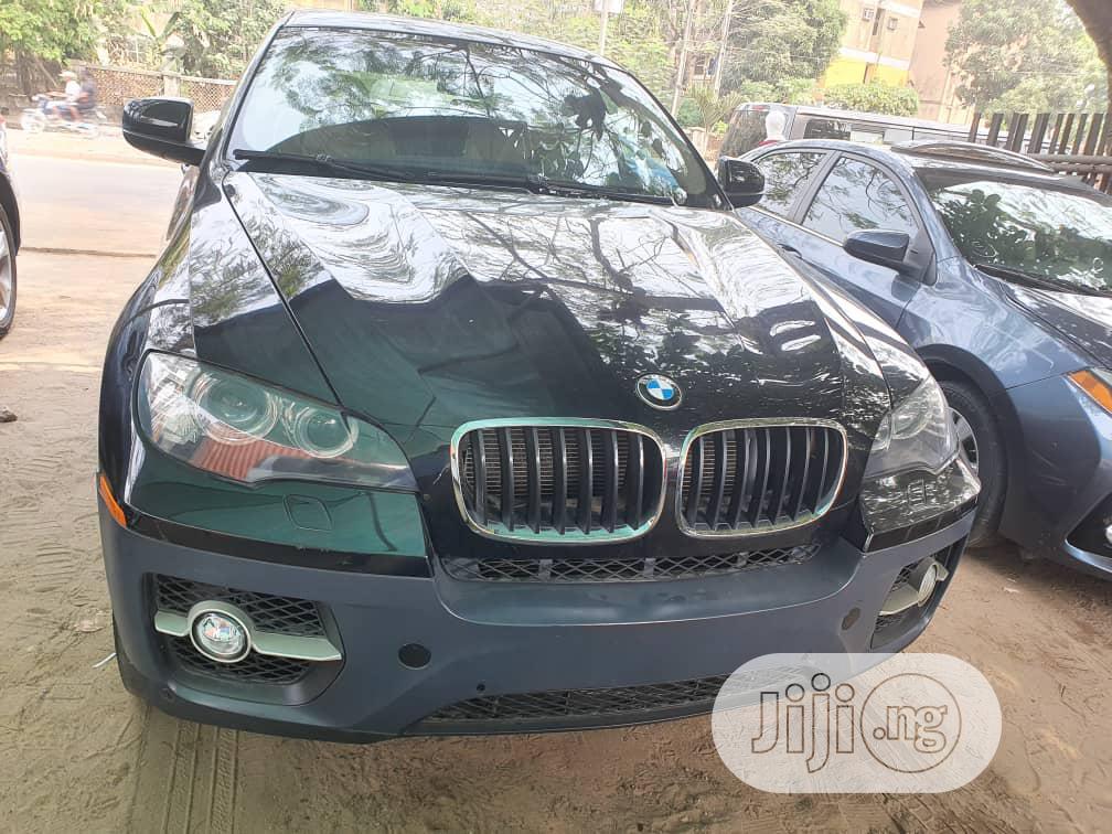Archive: BMW X6 2010 Black