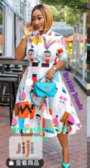New Trendy Female Quality Flare Gown   Clothing for sale in Lagos State, Ikeja