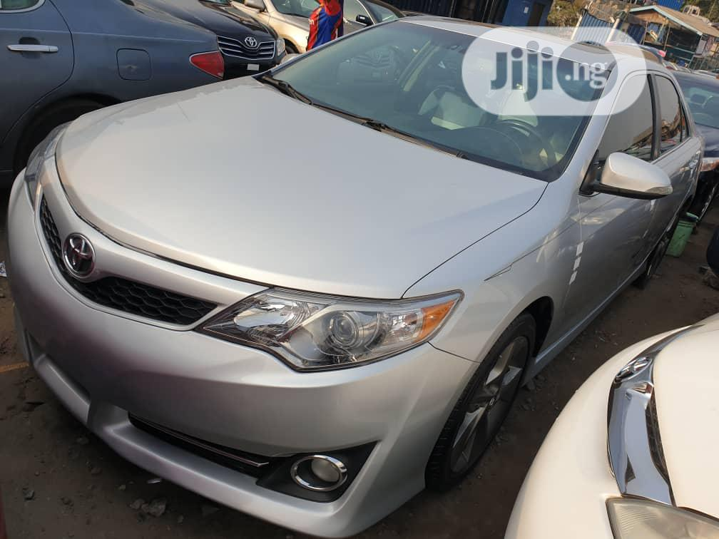 Toyota Camry 2012 Silver | Cars for sale in Apapa, Lagos State, Nigeria