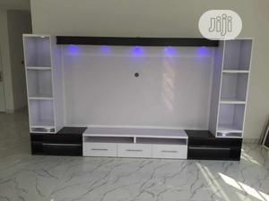VIP Quality TV Stand With Qualityhdf | Furniture for sale in Lagos State, Ojo