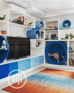 Kid Tv Unit and Storage | Children's Furniture for sale in Lagos State, Ajah