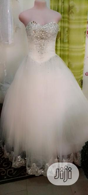 Classic Wedding Gown   Wedding Wear & Accessories for sale in Abuja (FCT) State, Mpape