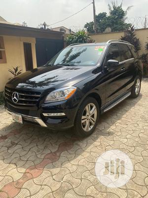 Mercedes-Benz M Class 2014 Black | Cars for sale in Lagos State, Magodo