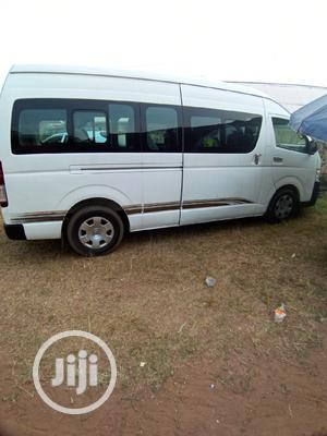Toyota Hiace 2014 Hogh Roof | Buses & Microbuses for sale in Rivers State, Port-Harcourt