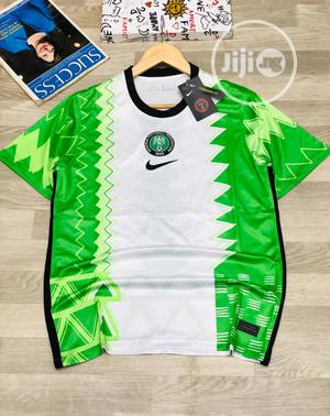 Nigerian Jersey(New) | Clothing for sale in Lagos State, Surulere