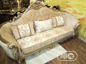 High Quality 7 Seater Royal Sofa Chairs | Furniture for sale in Lagos State, Ajah